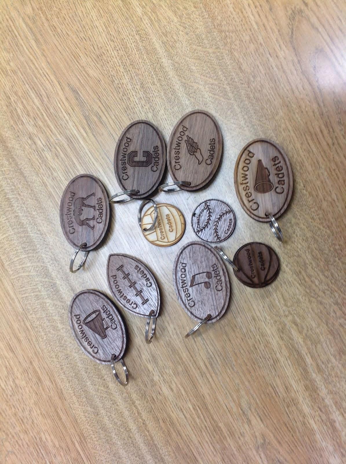 Cadet Keychains