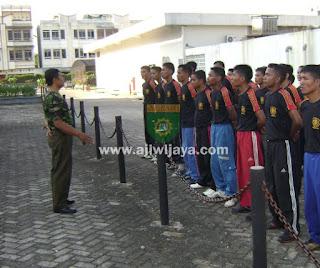 Diksar Satpam Pekanbaru Riau Aceh Medan Batam Padang Jambi alembang Lampung