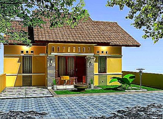 Desain Rumah Minimalis 1