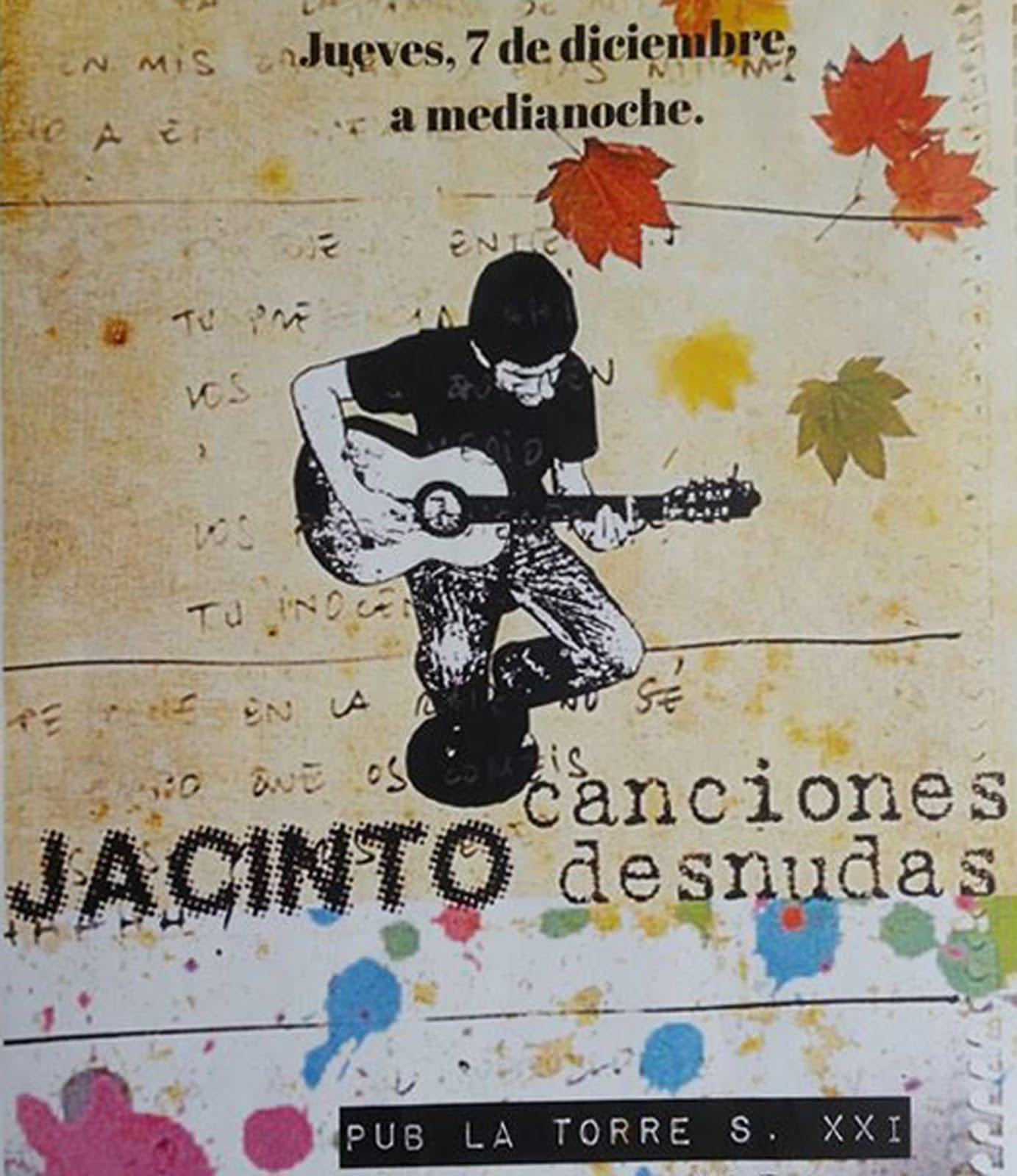 Concierto: Jacinto Martos