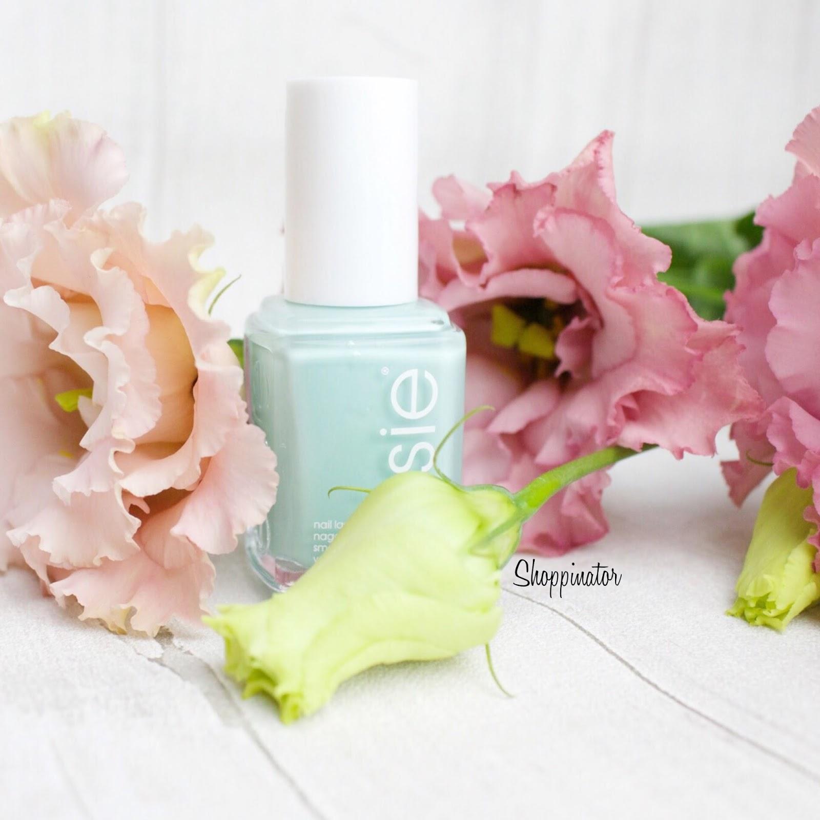 Essie – 'Blossom Dandy' Flowerista Spring LE 2015 – Swatches und Review