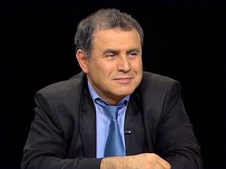 Nouriel Roubini economics guy