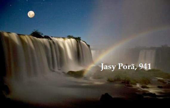 Jachy Porã a'e Y Guachu - Luna Linda y Aguas Grandes