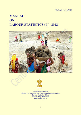 MANUAL ON LABOUR STATISTICS - 2012