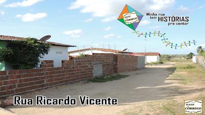 Rua Ricardo Vicente