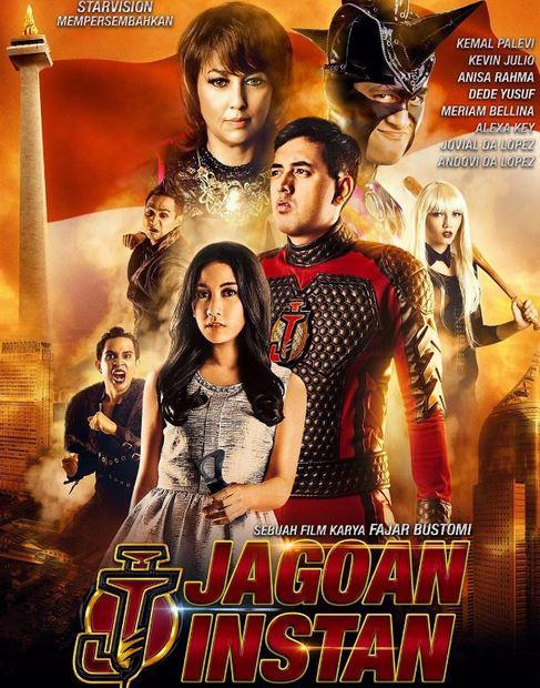 Nonton Movie JAGOAN INSTAN (2016)