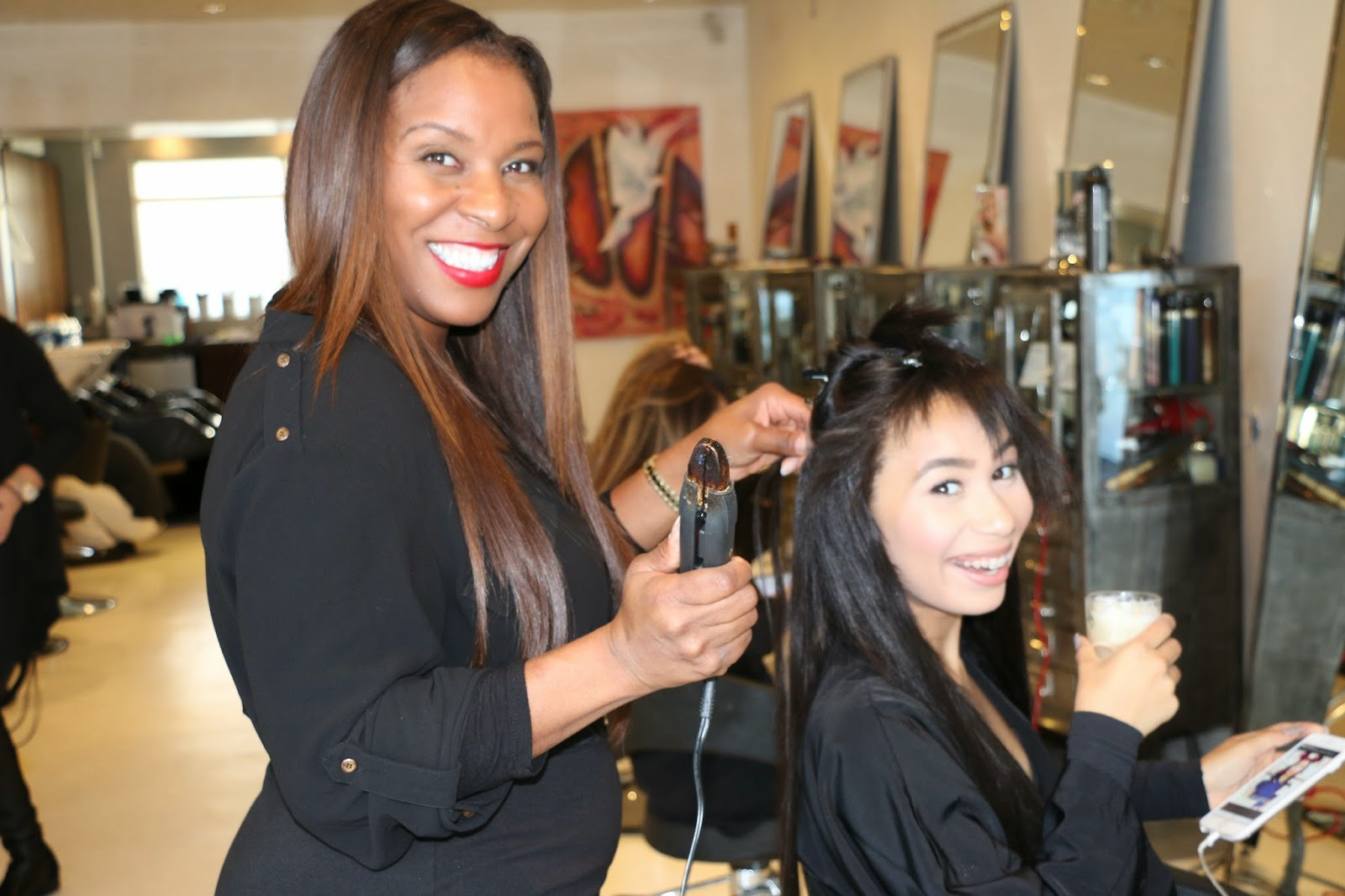 Brighton salon hair extensions the hair extensions salon in at brighton salon our go to girl on all types of hair extensions on any hair texture would most definite go to our beautiful shauneil evans pmusecretfo Gallery