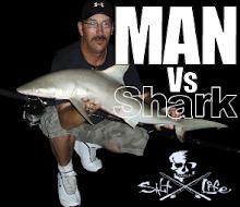 Man V Shark?