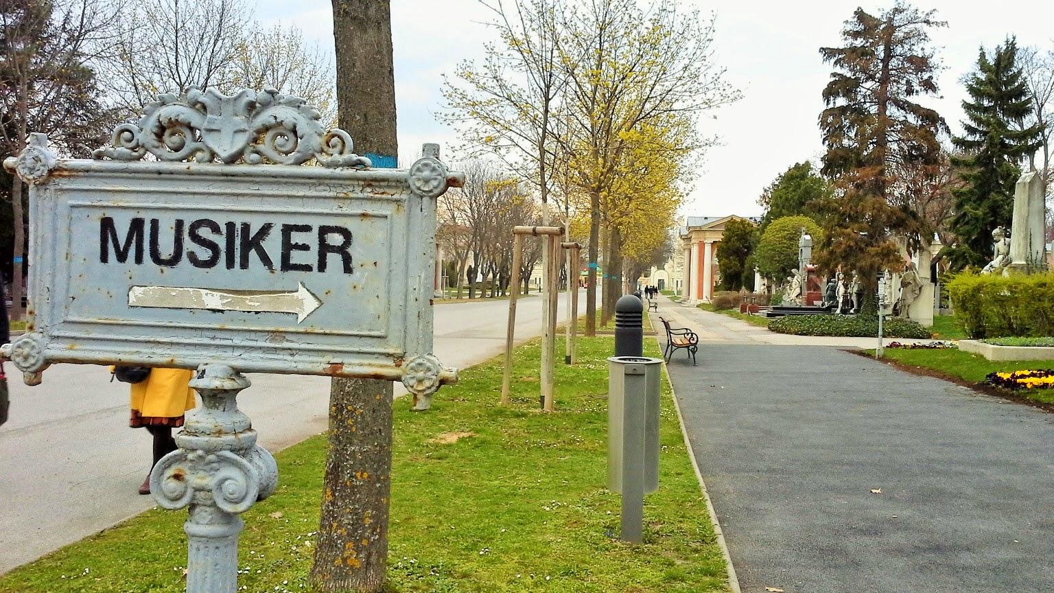 Visitare il Zentralfriedhof Vienna