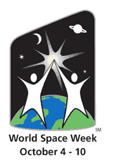 Logo de la Semana del Espacio