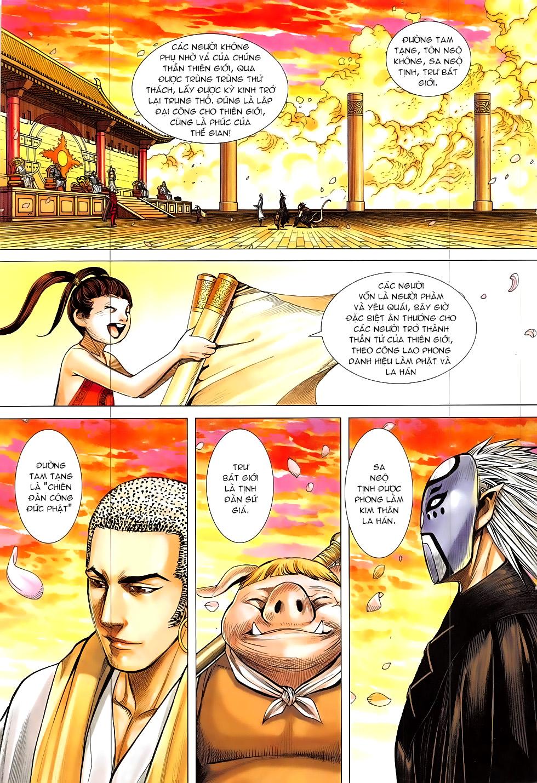 Tây Du chap 26 Trang 25 - Mangak.info