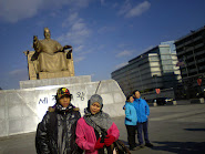 KING SEJONG,SEOUL NOV 2013