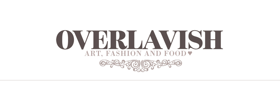 OVERLAVISH - ART, FASHION, & FOOD