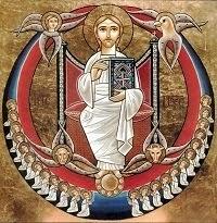 """""""Az Ige testté lett, és köztünk lakott, és mi láttuk az Ő dicsőségét."""" (Jn 1,14)"""