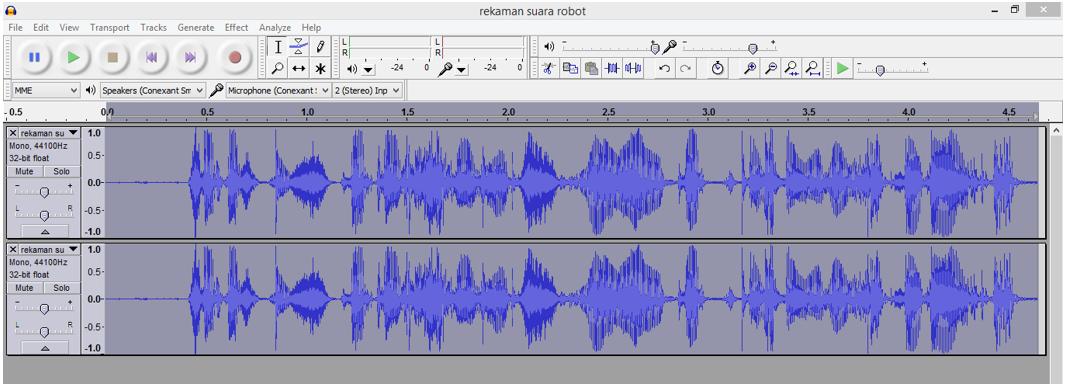 Как сделать стерео на audacity 74
