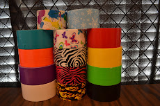 Colors of duct tape for duct tape item #1