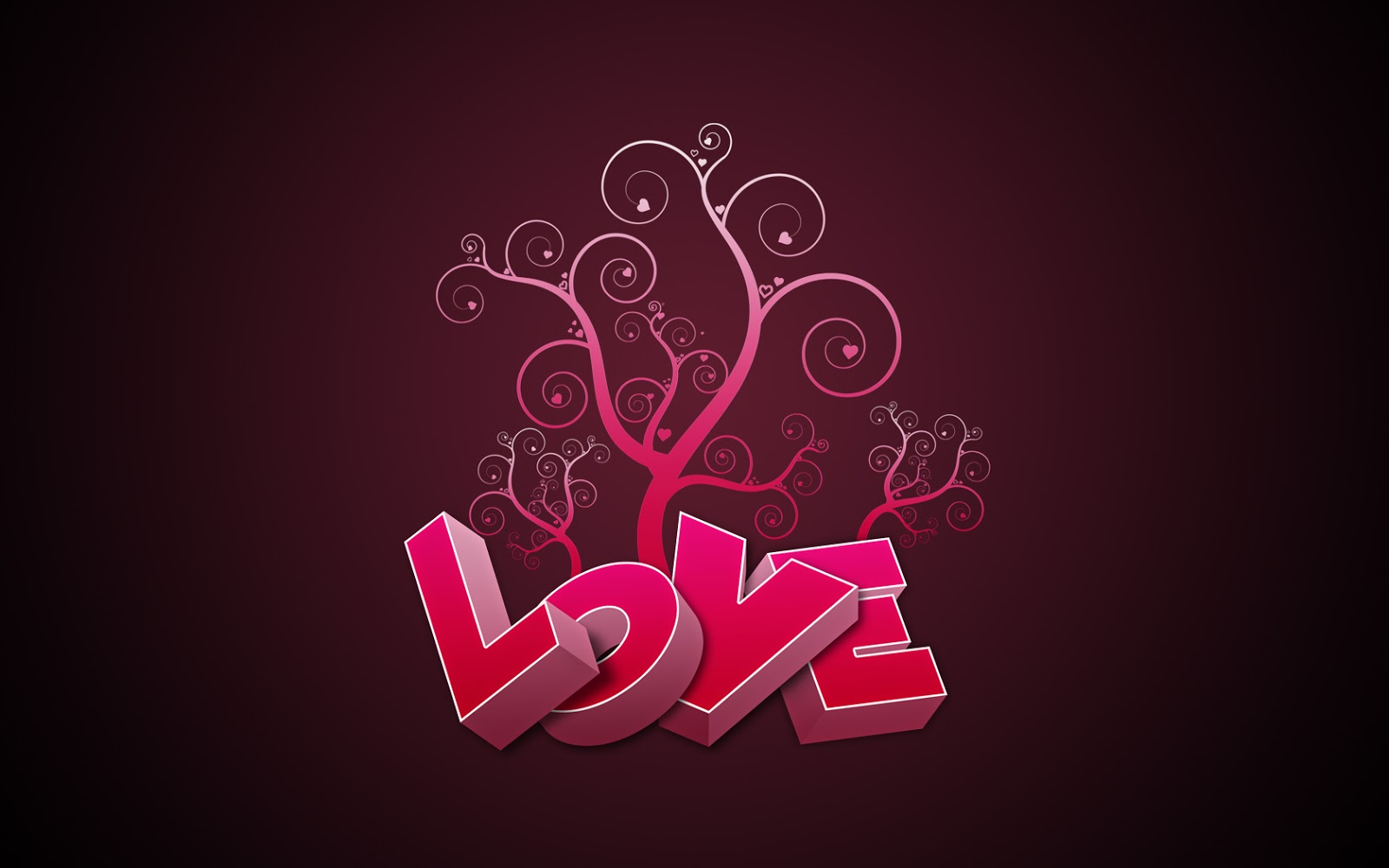 Love Msg Wallpaper In Hd : Sms with Wallpapers: 12/28/13