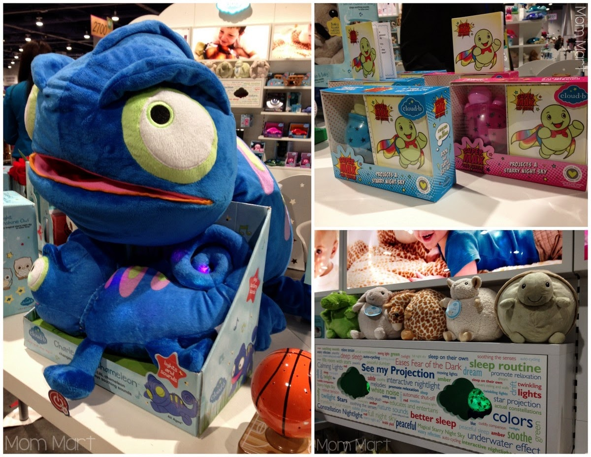 ABC Kids Expo 2014 The Toys of #ABCKids14 cloudb supermax charley the chameleon