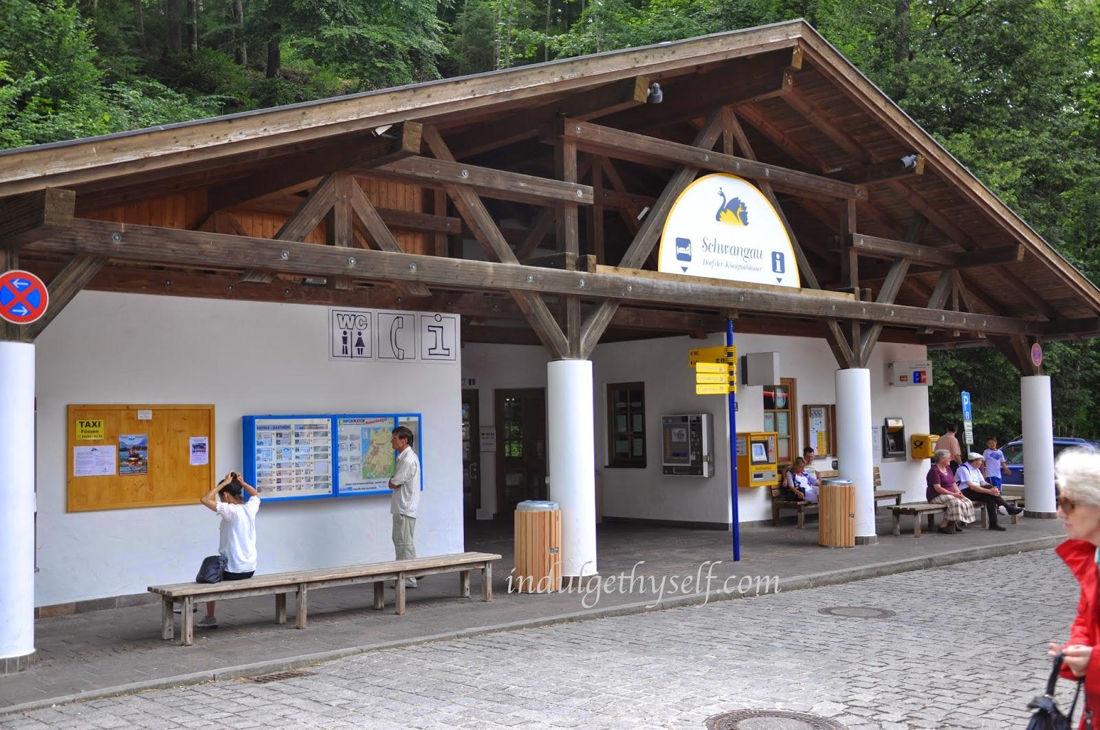 where to buy Neuschwanstein Castle ticket