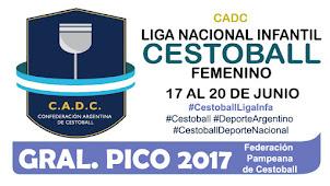 CADC Liga Nacional Infantil de Cestoball Femenino