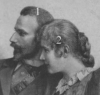 """Ernst Bernhard Victor Georg von Sachsen-Meiningen-  Katharina (""""Käthe"""") Jensen"""
