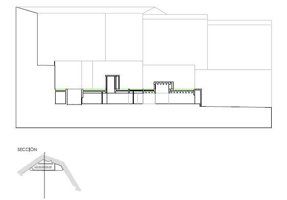 Arquitectura zona cero espa a escolar escuela infantil - Alzado arquitectura ...