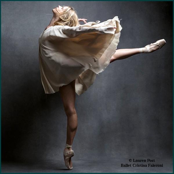 Lauren Post.- American Ballet Theatre.