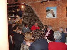 "Café Literario ""Antonio Aliberti"" en Café Monserrat-19 agosto 2013"