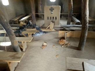 Sat creștin din Mali șters de pe fața pământului de jihadiștii musulmani...