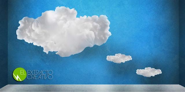 Representación de la cama nube - El Extracto Creativo