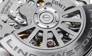 calibre Concepto 2251 Linde Werdelin SpidoSpeed