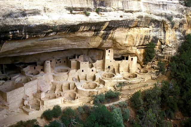 Il Parco nazionale di Mesa Verde (Colorado - USA) - Le Meraviglie della Natura