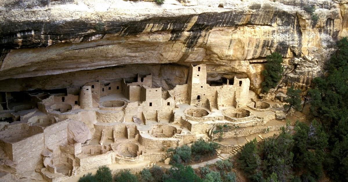Il Parco Nazionale Di Mesa Verde Colorado Usa Posti Da Sogno