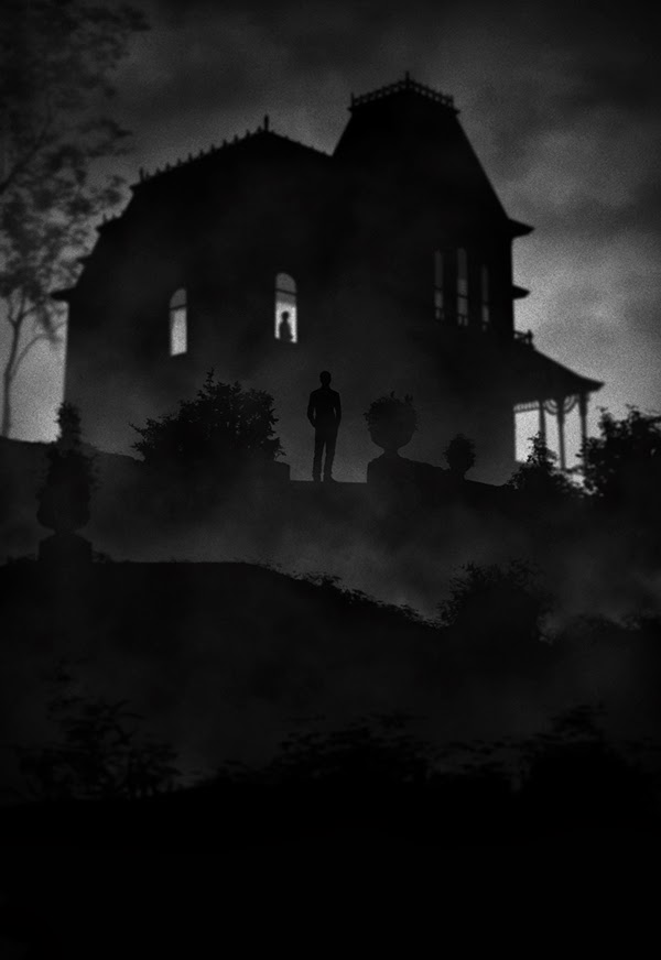 Marko Manev. Noir Series Vol. 2. Films. Psycho