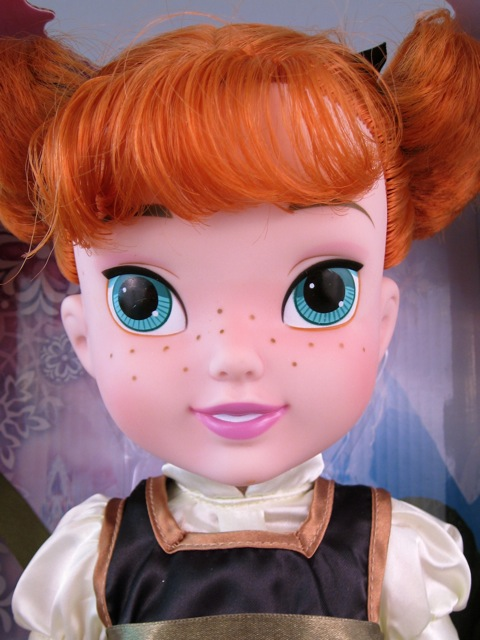 JC Penney Toodler Anna Doll
