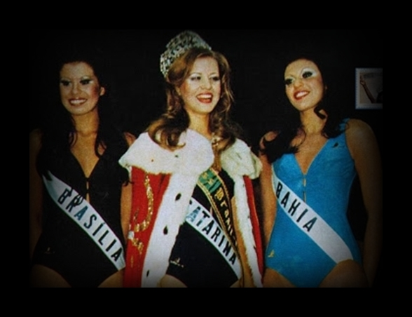 1975 - Top Tres Miss Universo Brasil