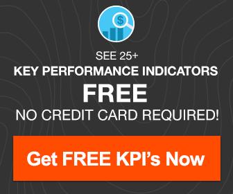 Simple Fast KPI Reporting Tool