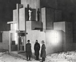 Mallet-Stevens et le cinéma