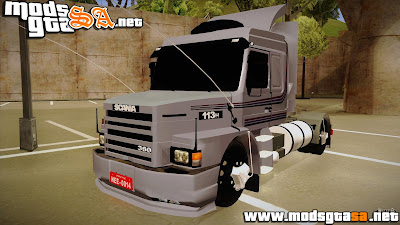 SA - Scania 113H Top Line Neee Edit