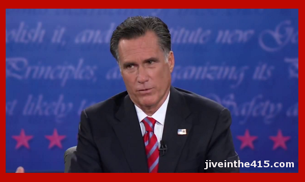 Willard Mitt Romney foreign policy debate 10-22-2012