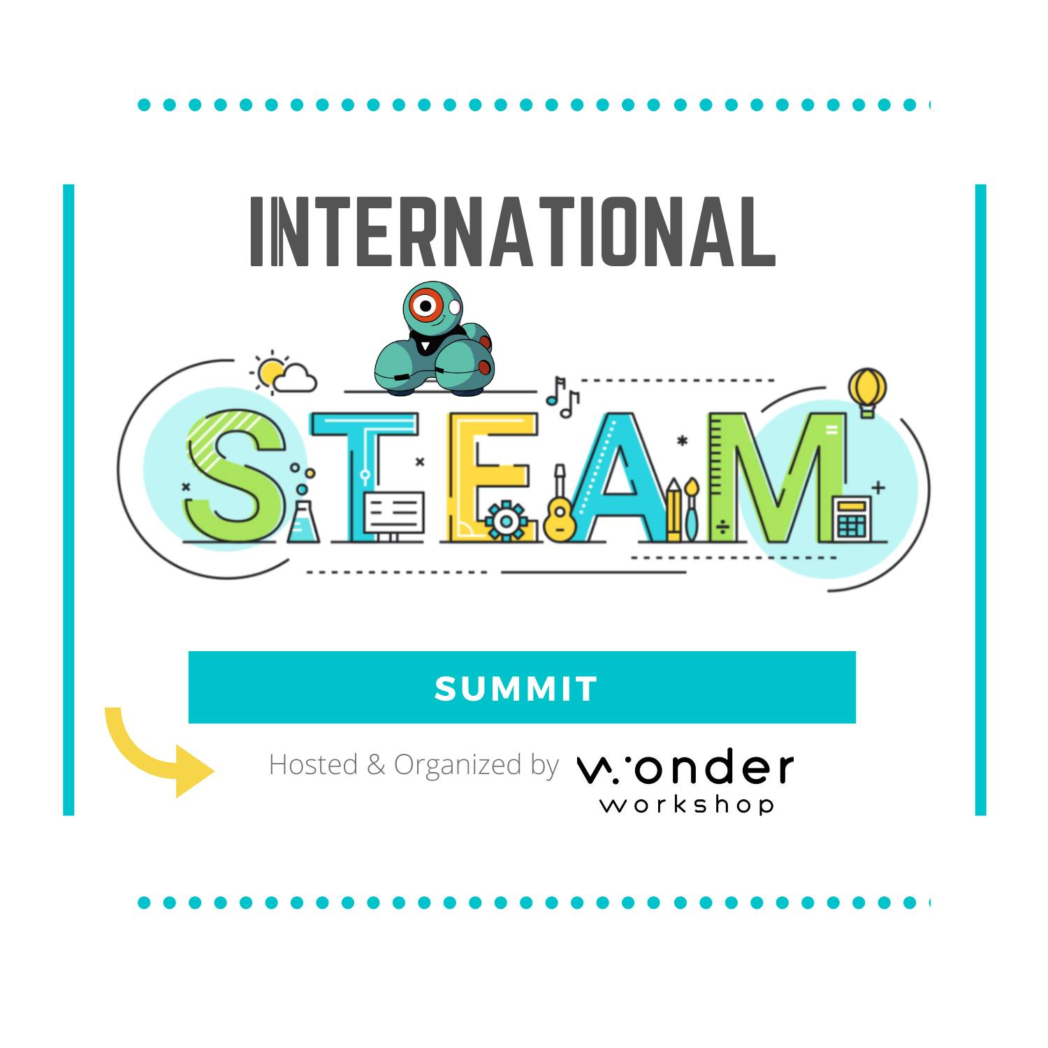 International STEAM Summit Speaker