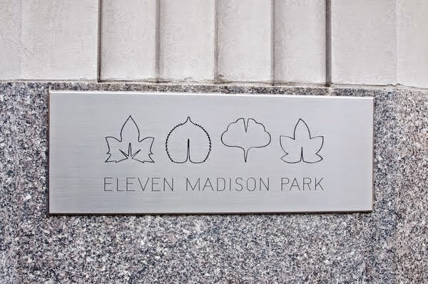 Eleven Madison Park ***