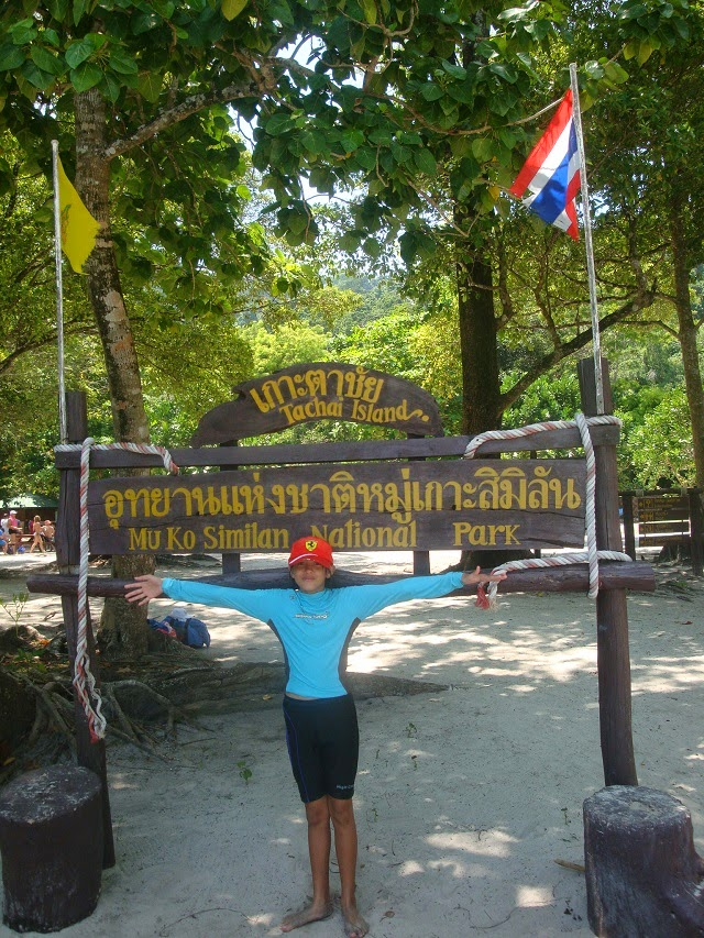 Similan Islands National Park - Thailand