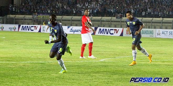 Video Gol Persib vs Felda United 3-1 Friendly Match
