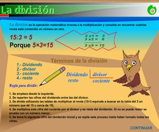 http://www.gobiernodecanarias.org/educacion/3/WebC/eltanque/ladivision/epreviosdiv_p.html