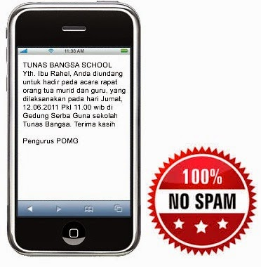 Promosi Lewat SMS