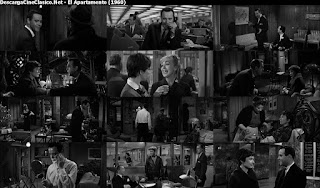 El apartamento (The Apartment , 1960)
