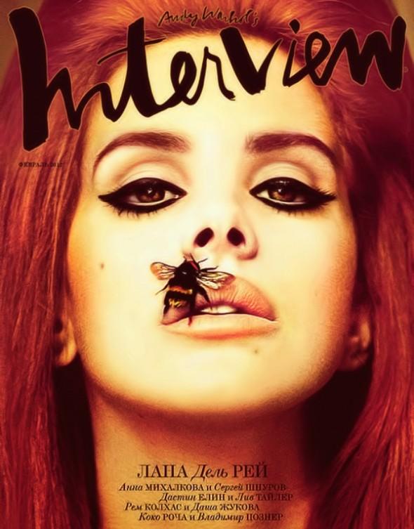 Overdose Celebrity Crush Lana Del Rey