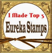 Top 5 Eureka Stamp Challenge #61
