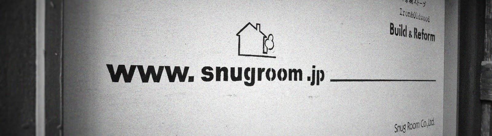 Snug Room のホームページ
